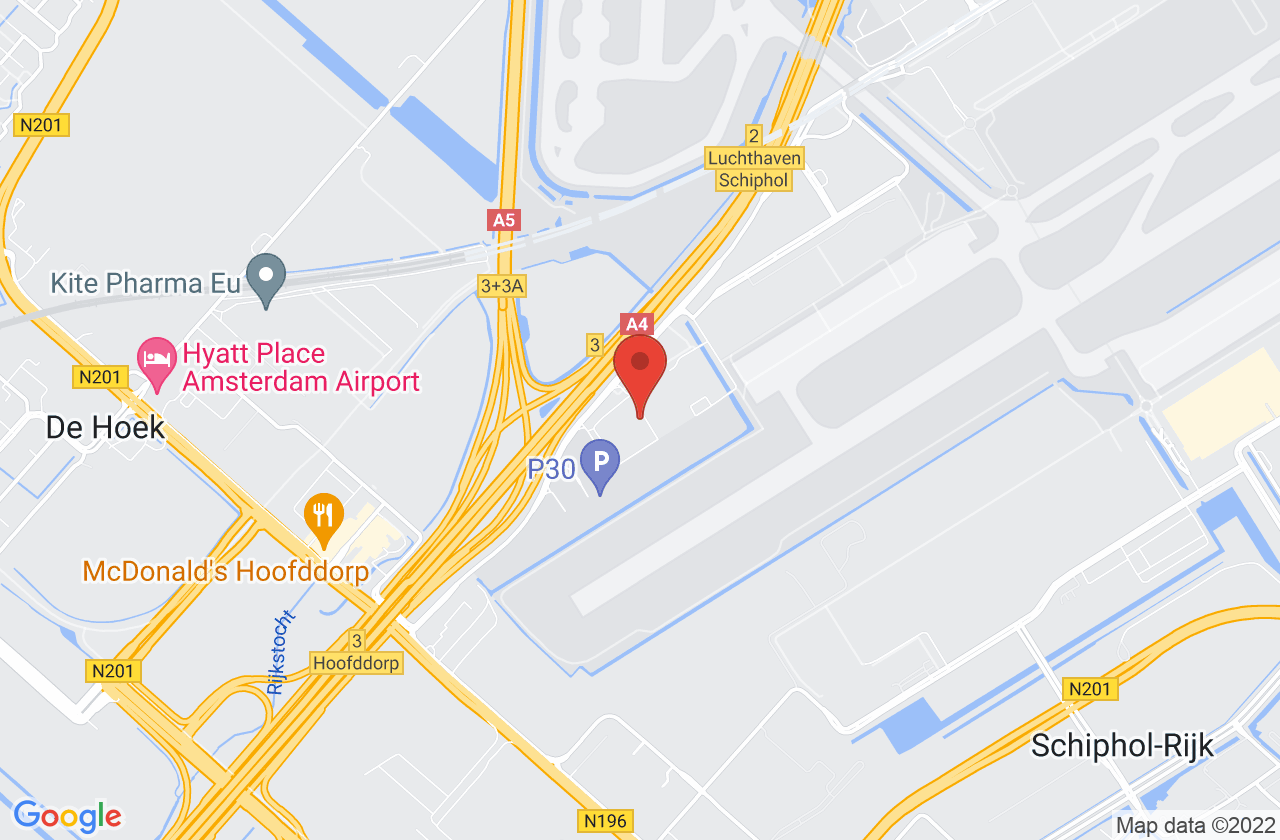 KPN Critical Communications on Google Maps