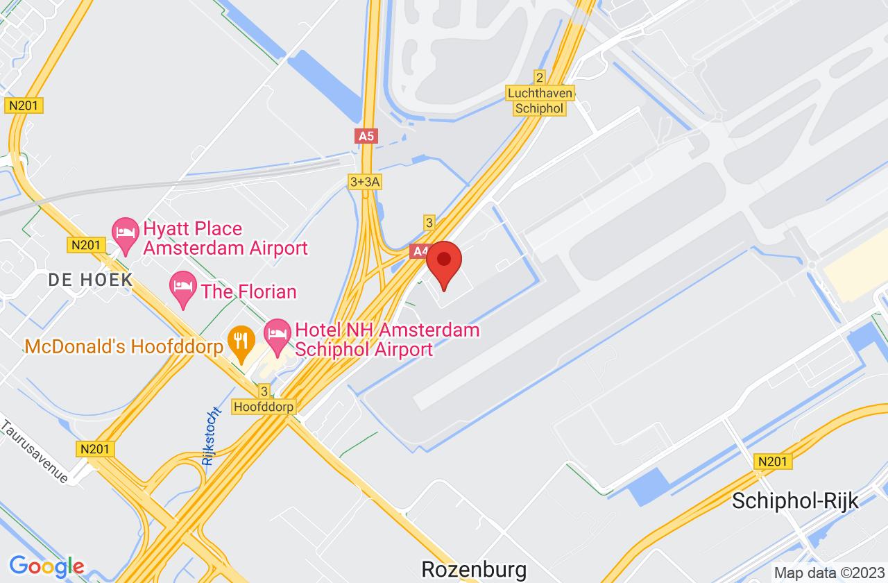 Surinam Air Cargo BV on Google Maps
