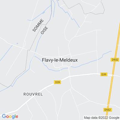 bed and breakfast Flavy-le-Meldeux