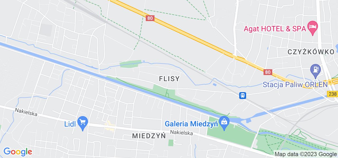 Osiedle Flisy w Bydgoszczy – w tych punktach ekspresowo wyślesz turbinę do autoryzowanego serwisu