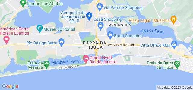 FlorestAventura - Barra da Tijuca, Rio de Janeiro - RJ