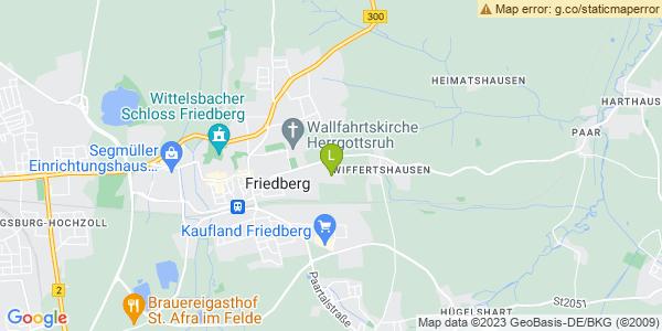 Google Map Like eBike Kempten