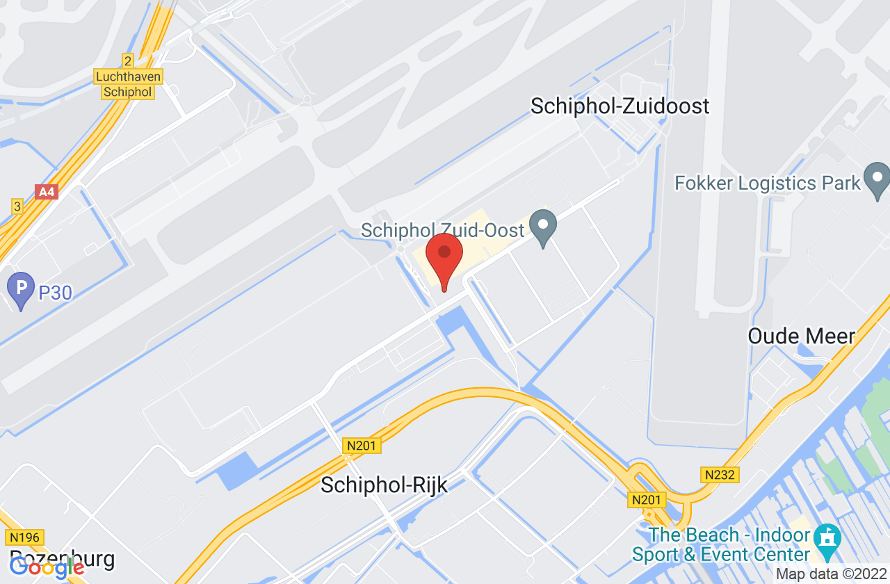 Grevenbroek International Logistic Solutions Worldwide Airfreight B.V. on Google Maps