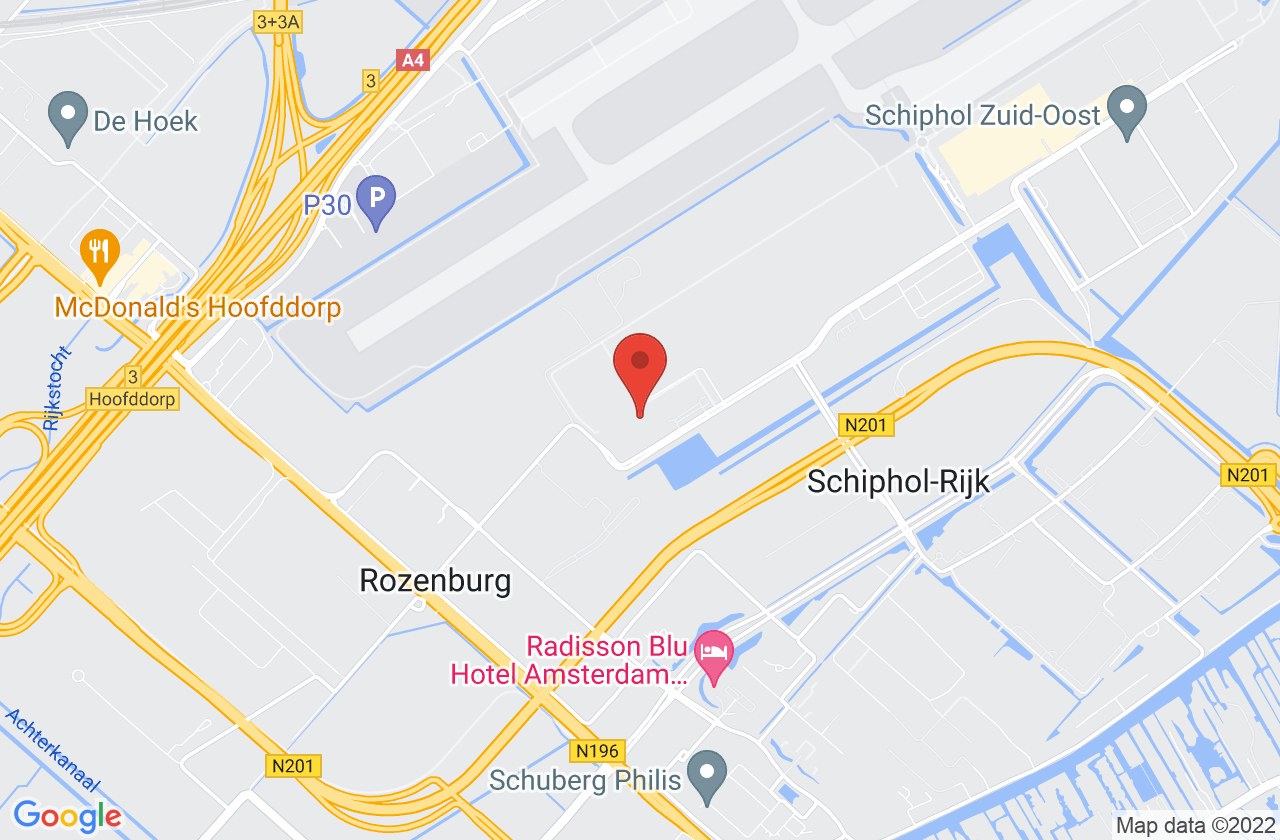 Rhenus Airfreight Handling B.V. on Google Maps