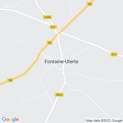 bed and breakfast Fontaine-Uterte