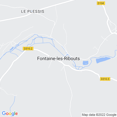 bed and breakfast Fontaine-les-Ribouts