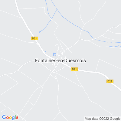 bed and breakfast Fontaines-en-Duesmois
