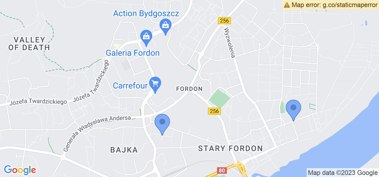 Osiedle Fordon w Bydgoszczy – w tych punktach ekspresowo wyślesz turbinę do autoryzowanego serwisu