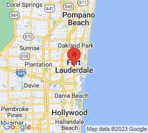 Job Map - Fort Lauderdale, Florida  US