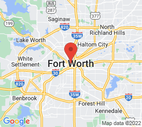 Job Map - Fort Worth, Texas  US