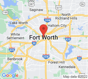 Job Map - Fort Worth, Texas 76101 US