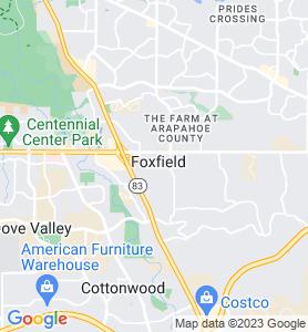 Foxfield CO Map