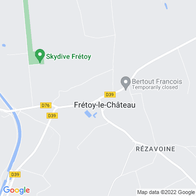 bed and breakfast Frétoy-le-Château