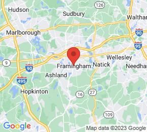 Job Map - Framingham, Massachusetts  US
