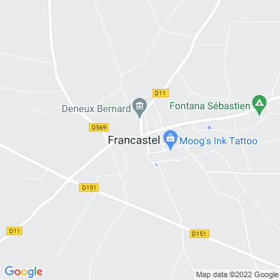 bed and breakfast Francastel