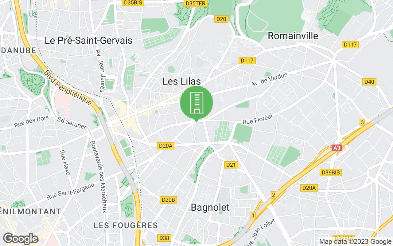 Figaro Déménagement address