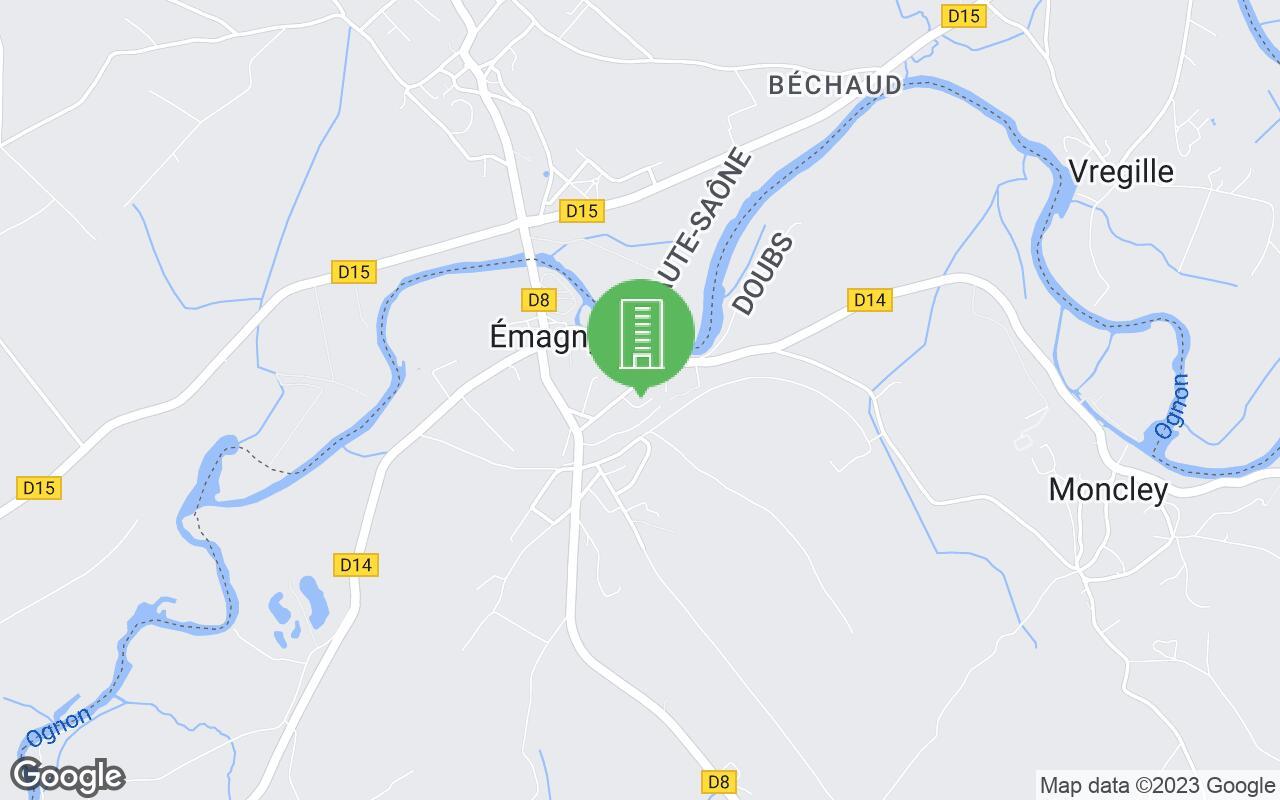 Les Demenageurs Francomtois address