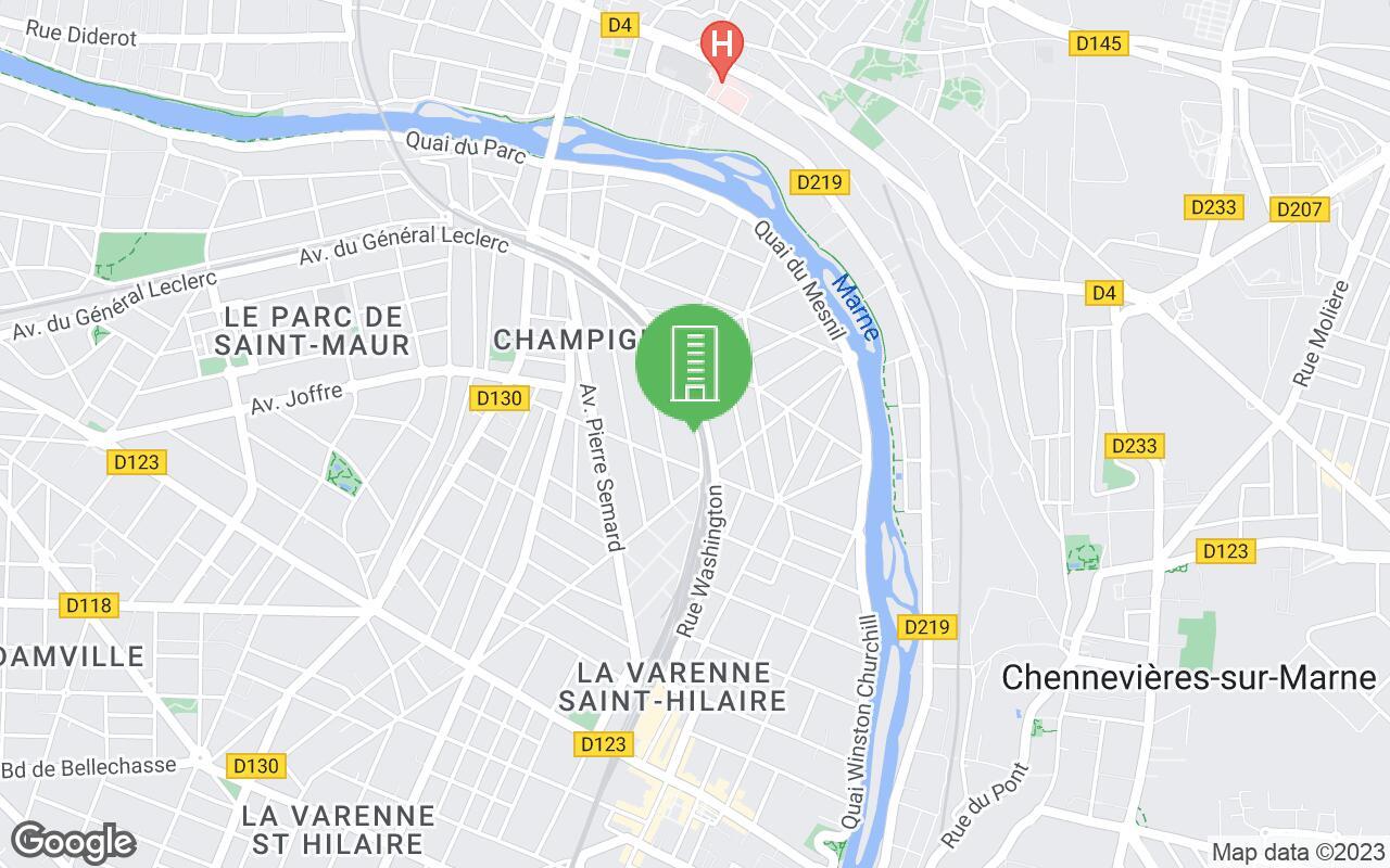 France Métropole Déménagement address