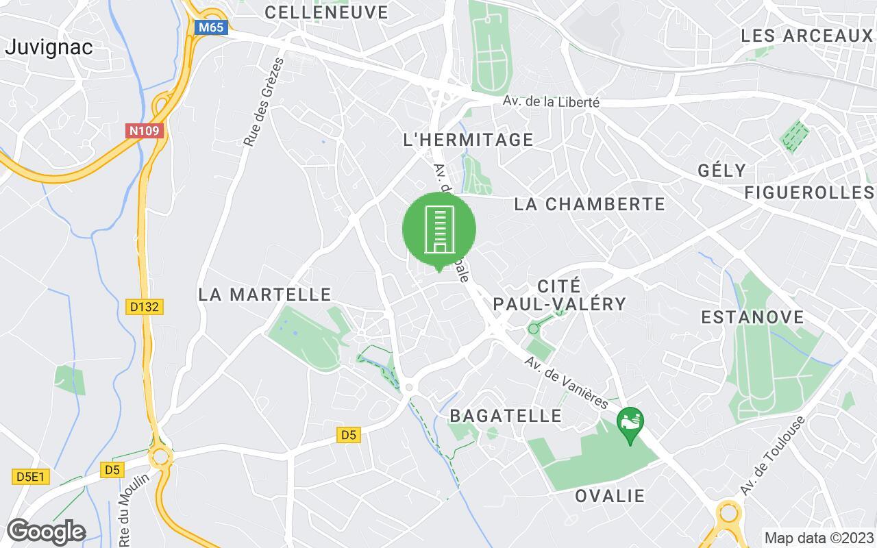 France Move address