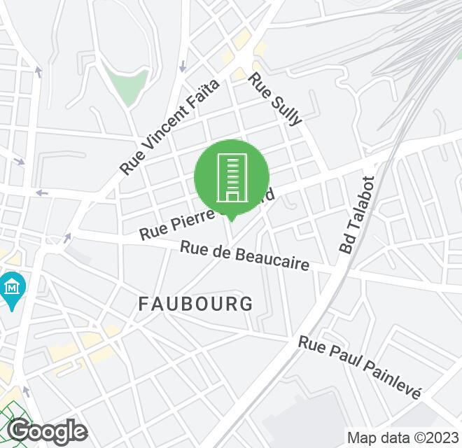 Languedoc Déménagement address