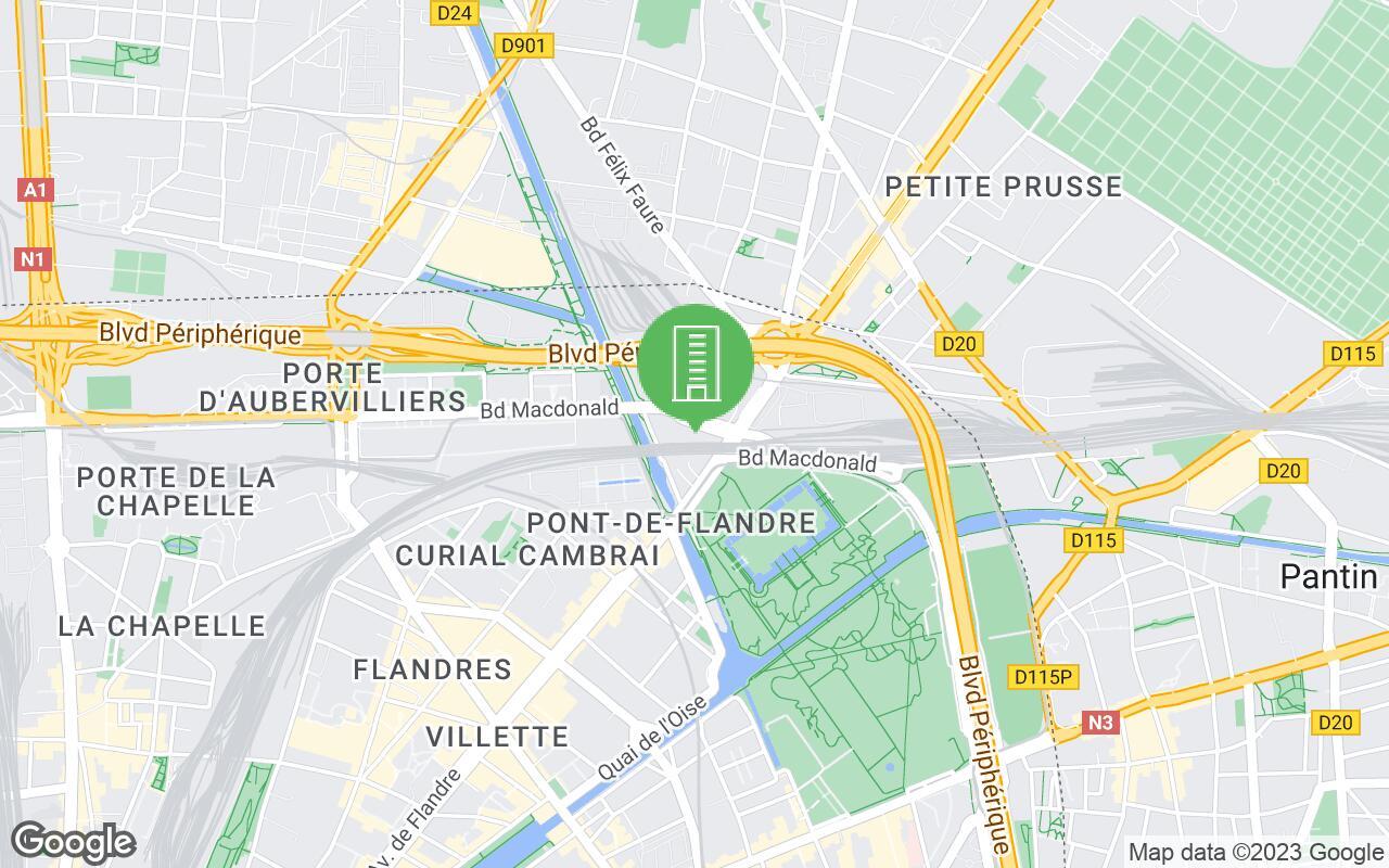 Déménageurs Parisiens address