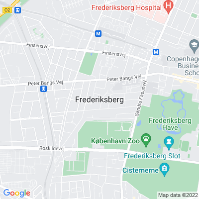 bed and breakfast Frederiksberg