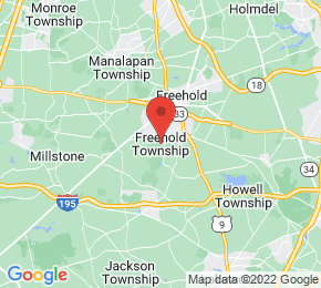 Job Map - Freehold Township, New Jersey  US