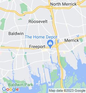 Freeport NY Map