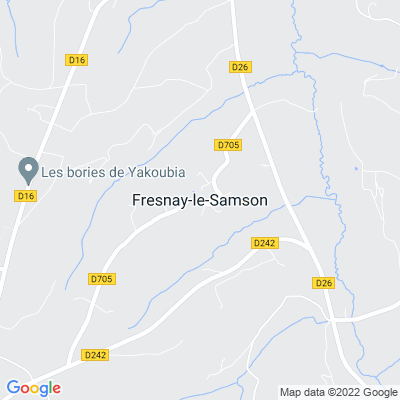 bed and breakfast Fresnay-le-Samson