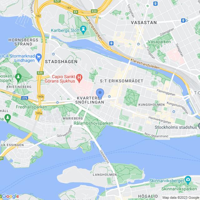 Bromma Datorservice Fridhemsplan