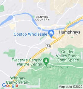 Friendly Valley CA Map