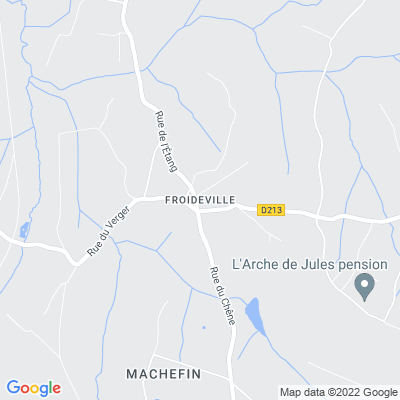 bed and breakfast Froideville