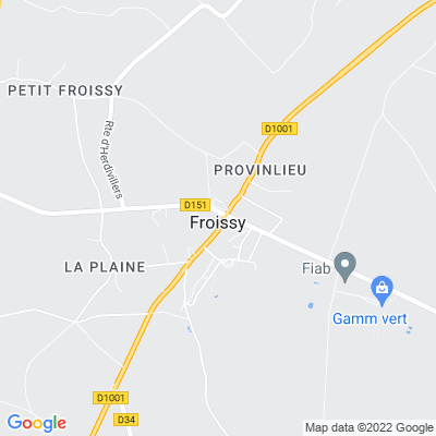 bed and breakfast Froissy