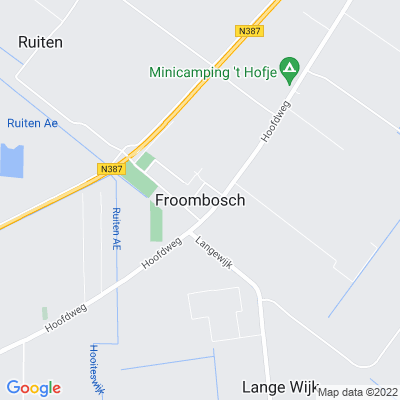 bed and breakfast Froombosch