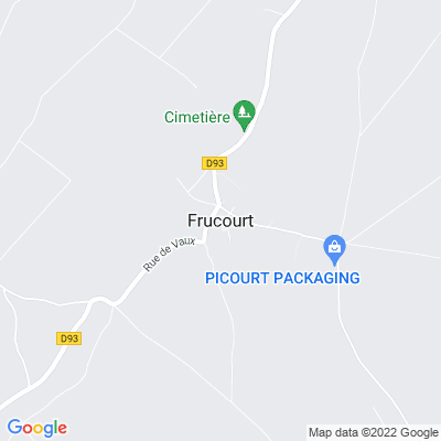 bed and breakfast Frucourt
