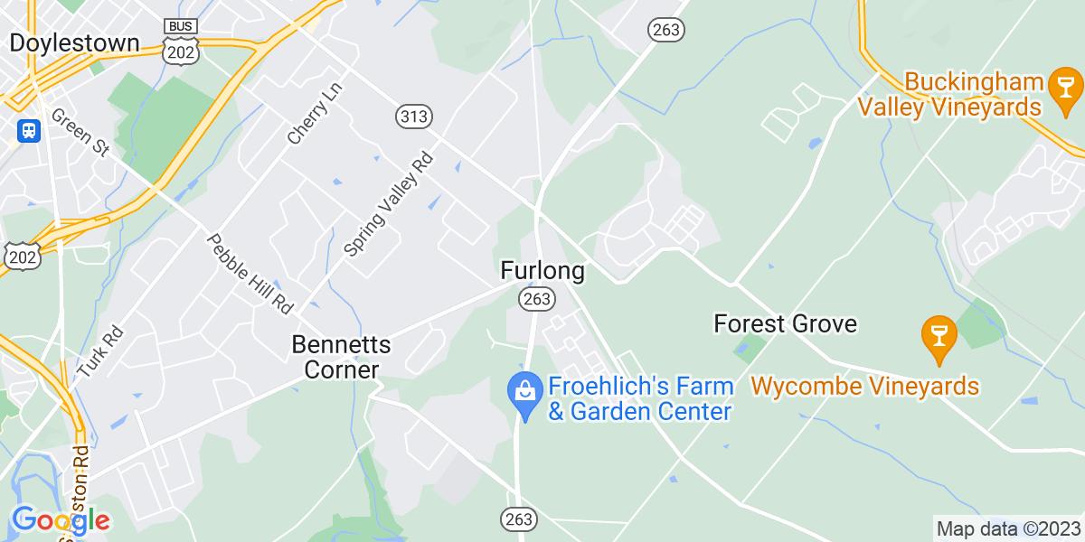 Furlong, PA