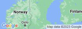 Gävleborg map