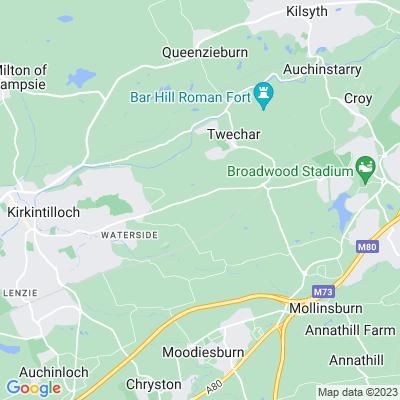 Gartshore Location