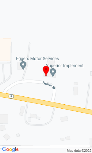 Google Map of GHS JCB 1220 E 3rd Street, Superior, NE, 68978