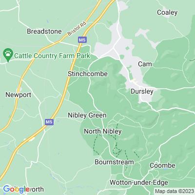 Stancombe Park Location