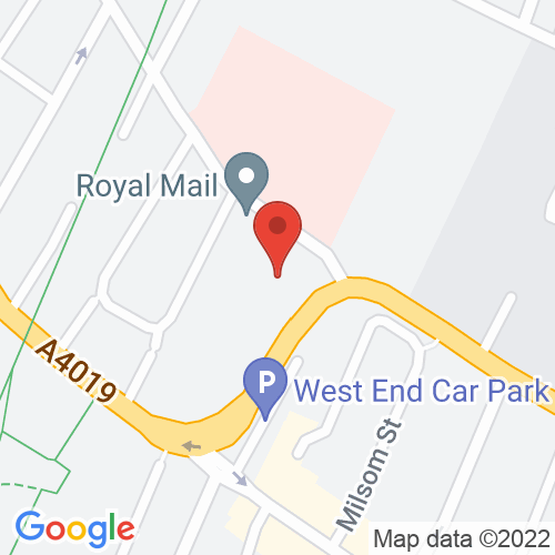 Google Map of Catherine Hunt Oriental Antiques