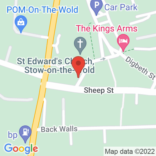 Google Map of Baggott Church Street Ltd