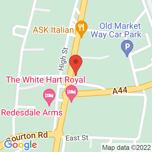 Google Map of Benton Fine Art