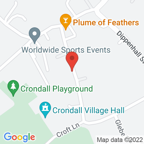 Google Map of Farnham Antique Carpets Ltd