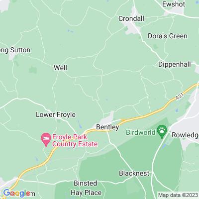 Bury Court Location