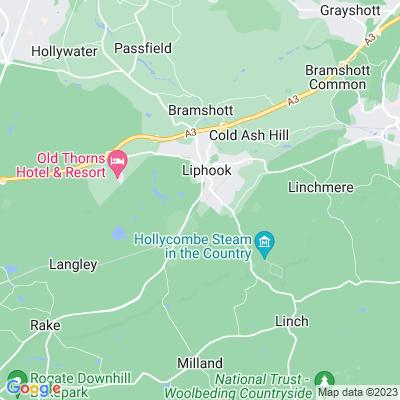 Little Boarhunt Location