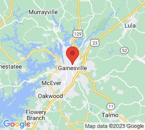 Job Map - Gainesville, Georgia  US