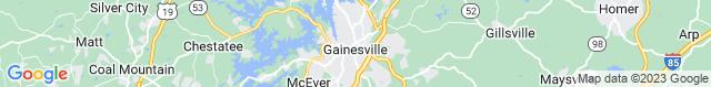 Map of GA
