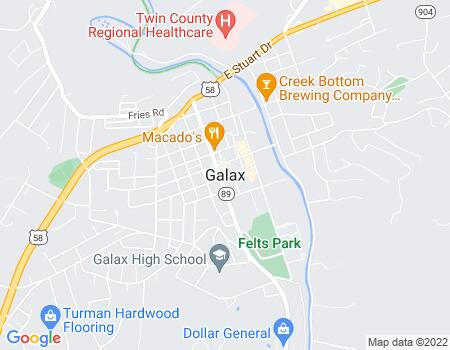 payday loans in Galax