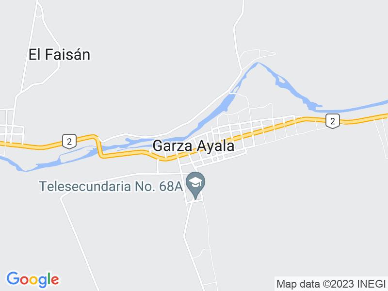 Garza Ayala, Nuevo León